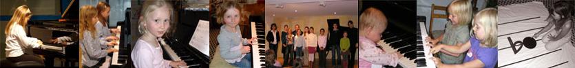 Klavierunterricht privat Magdalena Galka Stuttgart