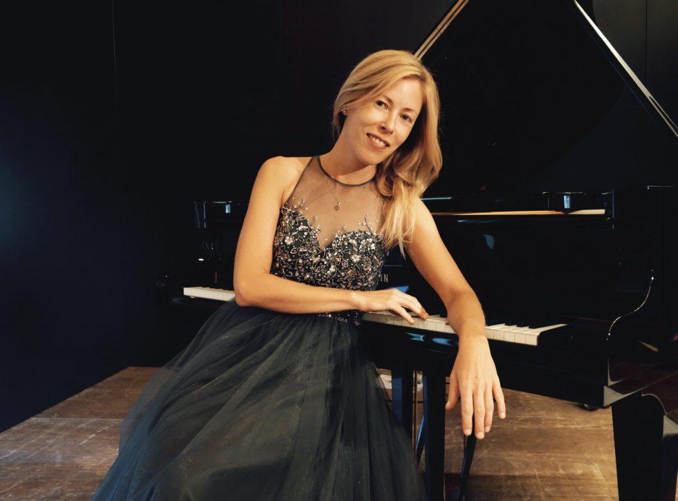 Magdalena Galka Pianistin Klavierunterricht Stuttgart
