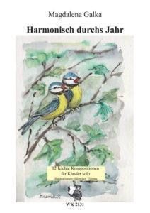 Harmonisch durchs Jahr Publikationen Magdalena Galka